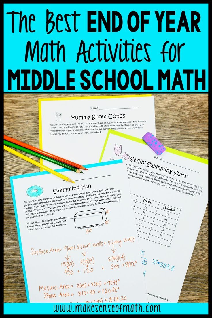Pin On Middle School Math Education