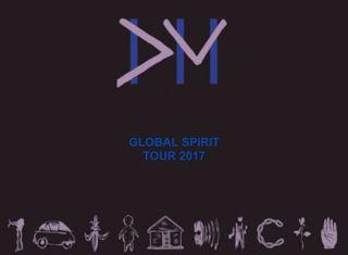 MusikCut: FECHAS DEL TOUR GLOBAL SPIRIT 2017 DE DEPECHE MODE...