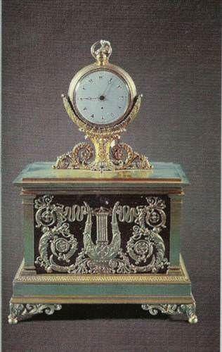 Topkapı Sarayı'nda sergilenen bazı antika saatler