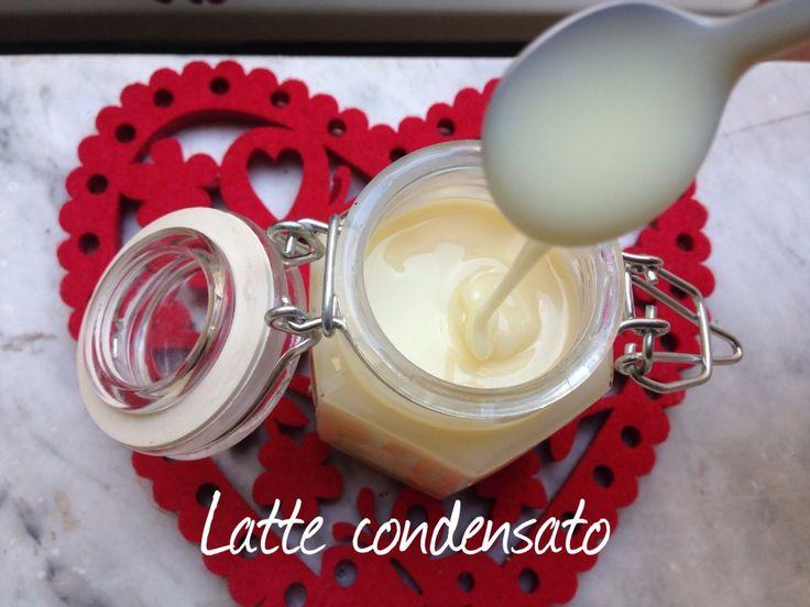 Ecco la ricetta del latte condensato, utile in molte preparazioni. Facile e delizioso, provatelo!