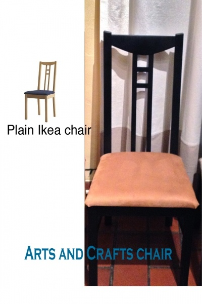 ikea dining chairs all grown up u2013 craftsman and regency makeovers