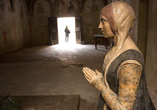 Ginevra Sforza, Castello Bentivoglio, Emilia Romagna https://www.flickr.com/photos/by_lawrencesmith/5818200169/