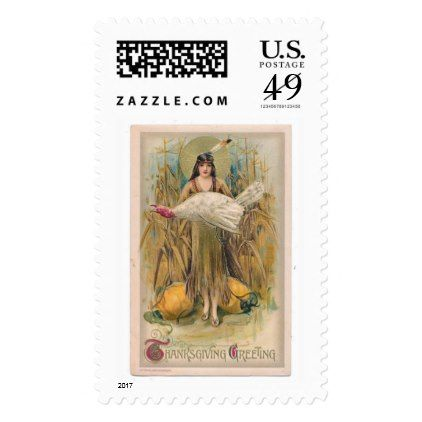 Thanksgiving Greetings Postage - thanksgiving greeting cards family happy thanksgiving