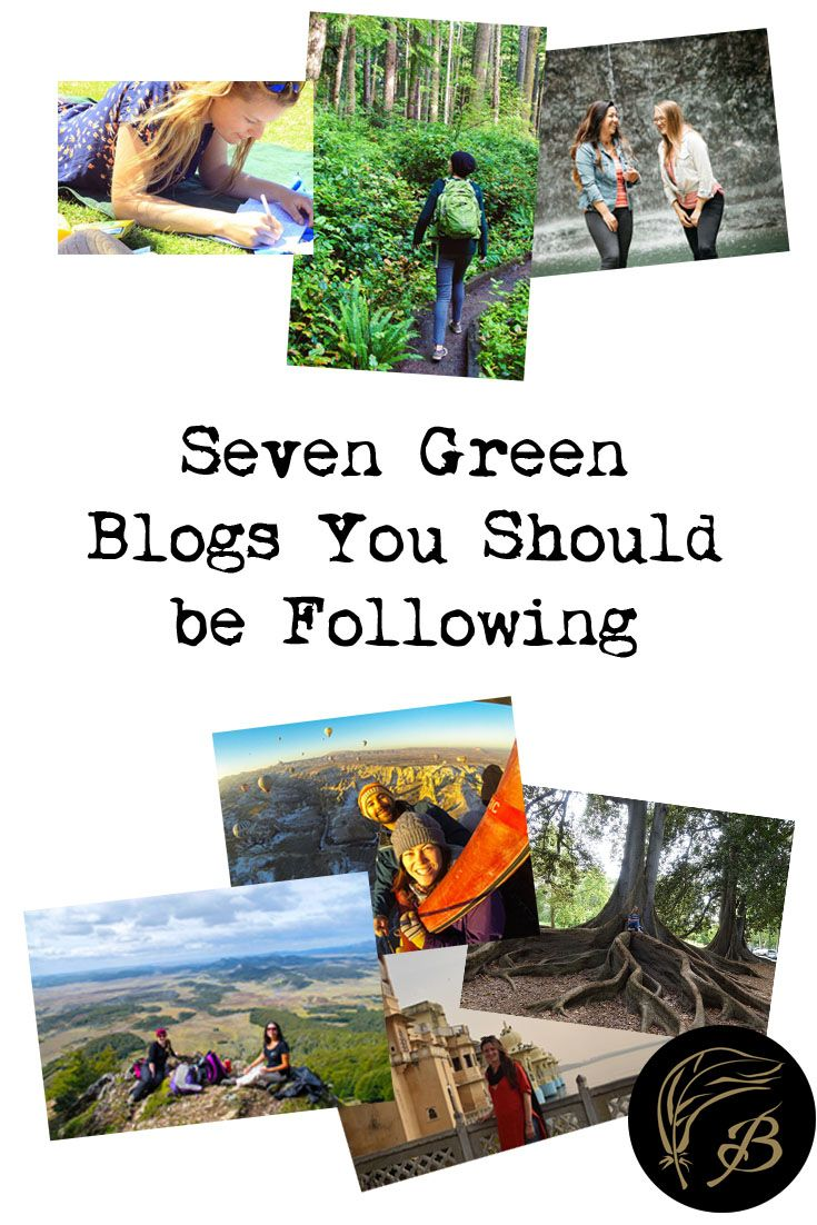 Fan of responsible travel? Here are 7 green travel blogs that are all doing super impressive things. Follow them along for inspiration!