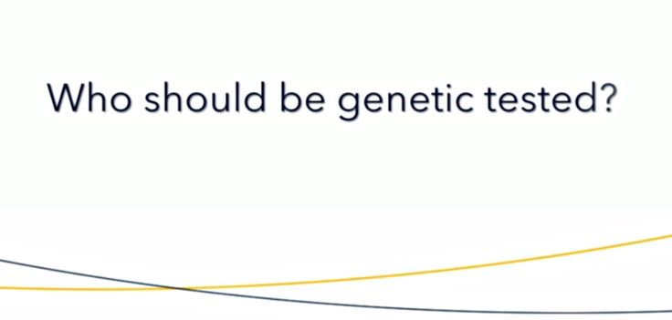 Family members can pass inherited cancer gene mutations from generation to generation. MedStar Health Cancer Network provides genetic counseling or testing (a simple blood test to detect the gene) to patients who believe they may be affected by a hereditary factor. Learn more about from Emily Kuchinsky, MS, CGC, about who should consider genetic testing. Learn more: http://ow.ly/YtLYz