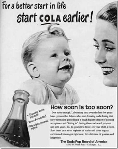 Soda pop science!