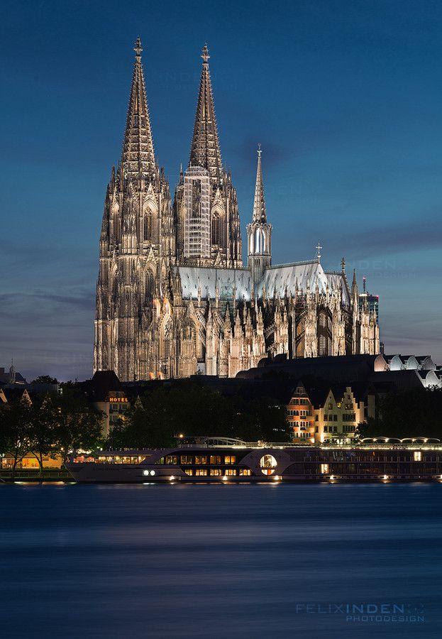 Kölner Dom (1248-1880). Gotik. Köln, Nordrhein-Westfalen, Deutschland.