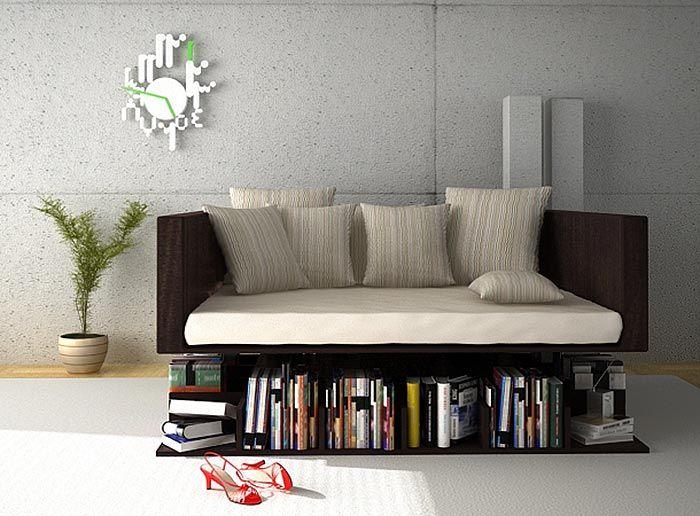 Book Storage Design