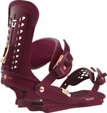 Union Women's Trilogy Snowboard Bindings