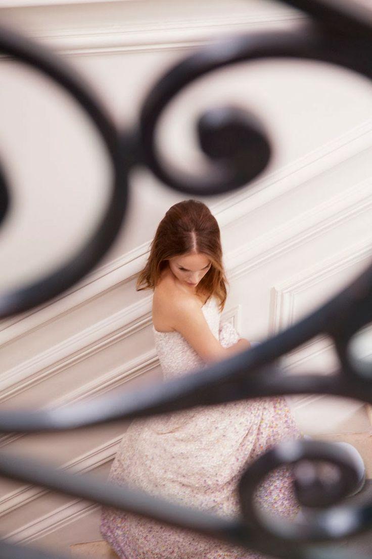 UM RAIO DE SOL NA ÁGUA FRIA By Marta Martins : Natalie Portman for Miss Dior
