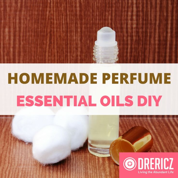 With my DIY Essential Oil Perfume and Cologne blends you will not only help you smell nice, but they are non-toxic & beneficial to living an Abundant Life!