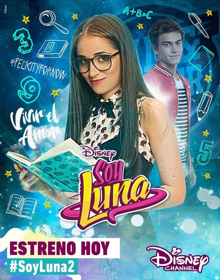 Soy Luna 2 - Poster Oficial da ''Nina''