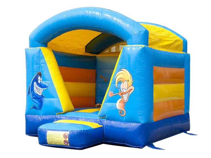Find Bouncy Castle Mini Seaworld With Roof? Yes, Get What You Want From Here, Higher quality, Lower price, Fast delivery, Safe Transactions, All kinds of inflatable products for sale - East Inflatables UK
