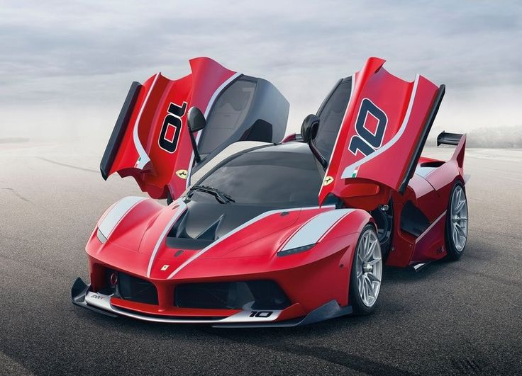 2015 Ferrari FXX K the Best Features on the Sport Car