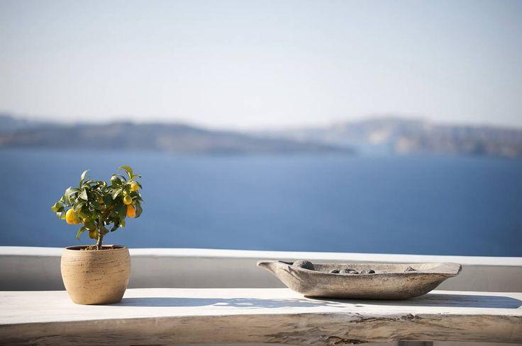 Santorini | Caldera