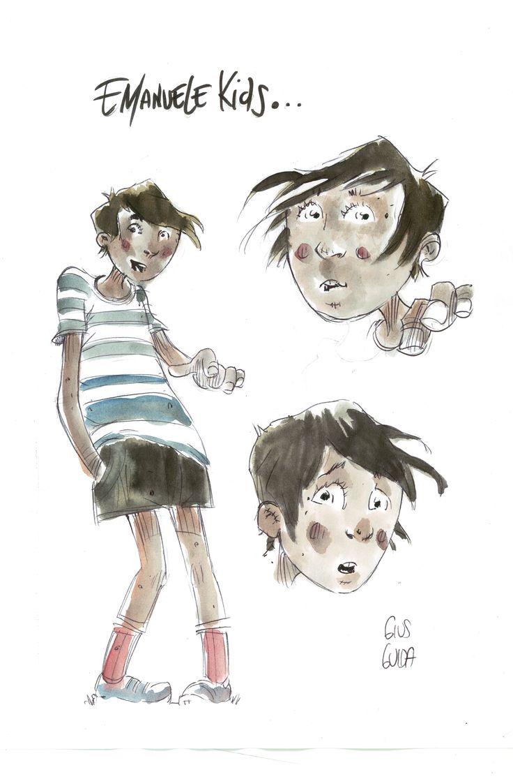 Studio Personaggio Graphic Novel - Scampia Storytelling Notes Edizioni.