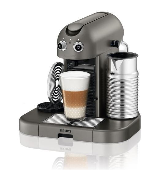 la marca krups sigue ampliando la familia de cafeteras nespresso