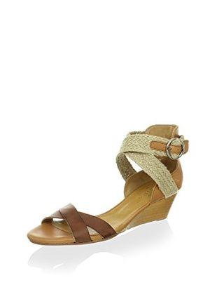 60% OFF Coclico Women's Karmina Sandal (Hazelnut)