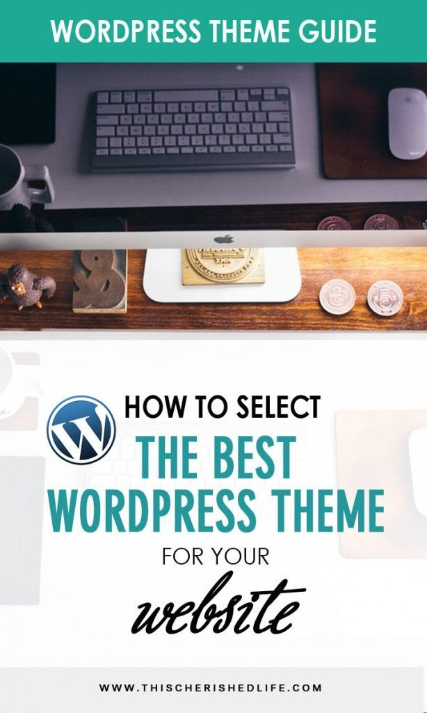 how to select the best wordpress theme for your business or blog rh pinterest com Dashboard WordPress