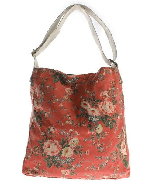 【ブランド古着】花柄ショルダーバッグ(ショルダーバッグ)|Cath Kidston(キャスキッドソン)のファッション通販 - ZOZOUSED