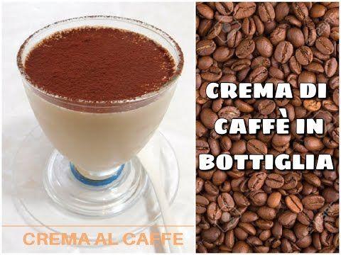 CREMA DI CAFFE IN BOTTIGLIA SUBITO PRONTA   ESPRESSINO FREDDO   SENZA ZUCCHERO A VELO   - YouTube