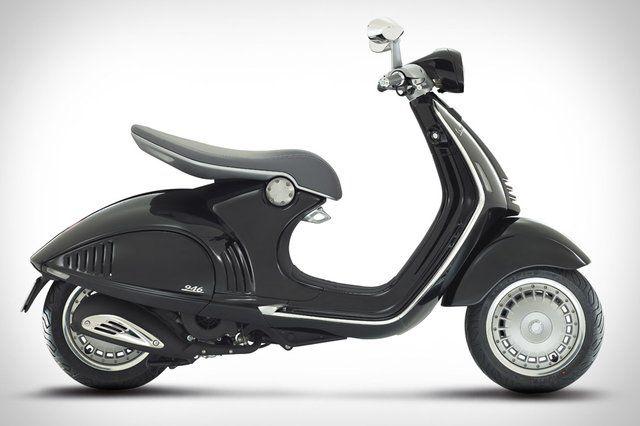 Vespa 946. #retro #scooter #vintage