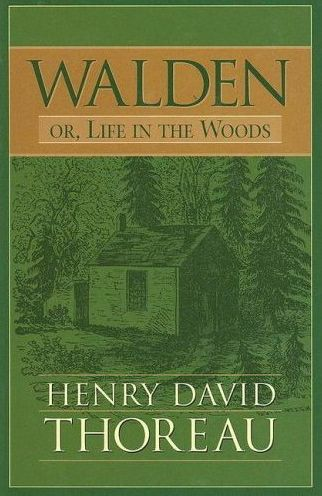 Image result for walden book