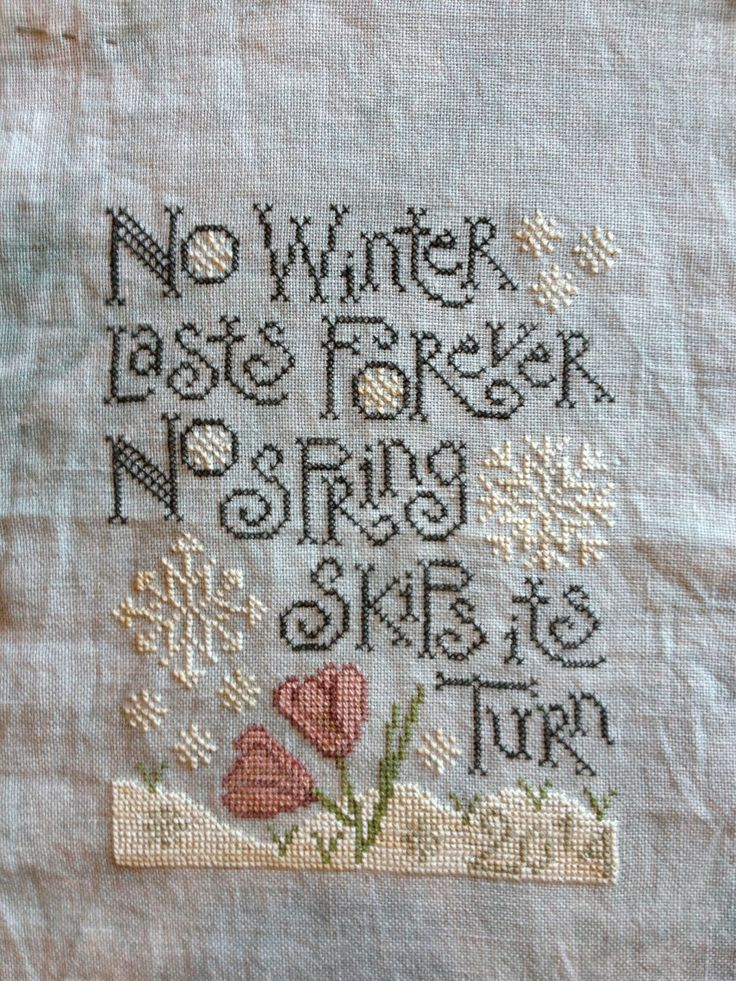 Best images about cross stitch winter on pinterest