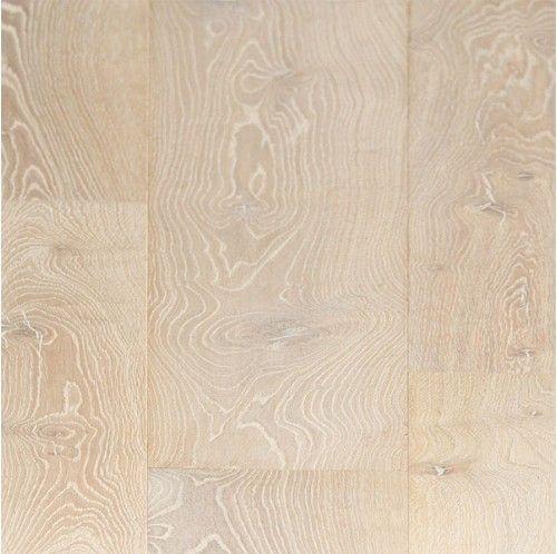 Wire Brushed Cascade White Oak Wood Flooring