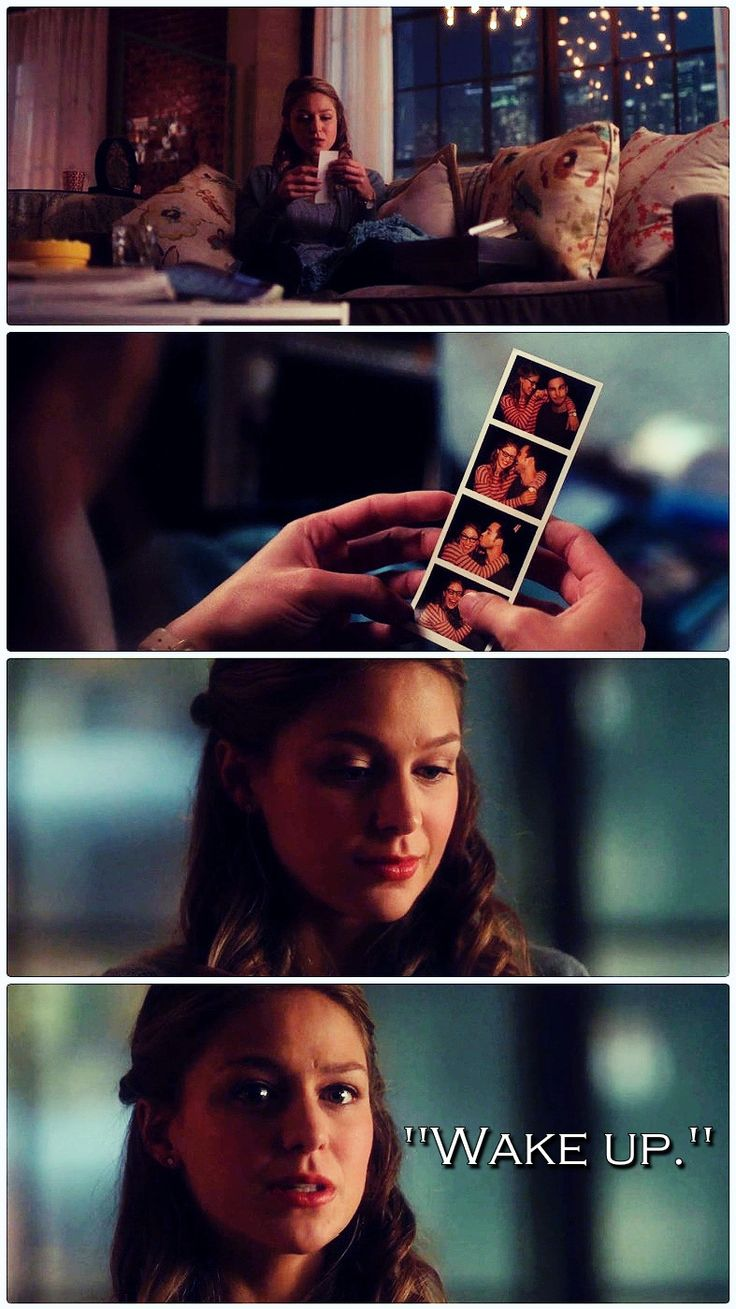 "Oh, my poor baby Kara! <3 Seriously, Kara, Mon-El, and the recurring ""Wake up with me"" theme is going to be the death of me. I can feel it. I fully expect an epic scene w/ one of them telling the other that at some point. 