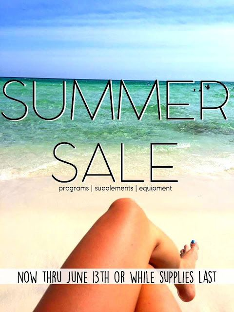 Summer 2016 Program Equipment & Supplement SALE   If you're thinking it's been a long time since you saw me post about something like this you're right.  About twice a year Beachbody chooses a few workout programs supplements and pieces of equipment to put on sale.. an opportunity for YOU to add some variety to your home gym!  I was peeking at the list earlier which included programs from Chalene Johnson SHAUN T & Tony Horton.. do the program names Insanity P90X & Turbo Fire ring any bells?…