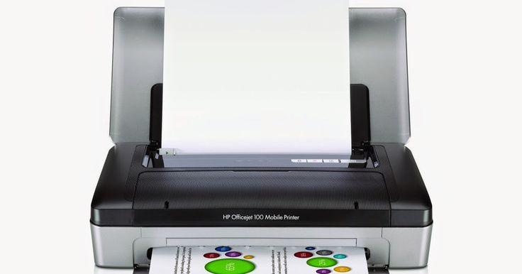 Baixar HP Officejet 100 mobile driver de impressora para o Windows 8, Windows 7 e mac