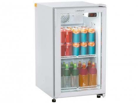 Expositor/Freezer Vertical 1 Porta 112L Frost Free com as melhores condições você encontra no site do Magazine Luiza. Confira!