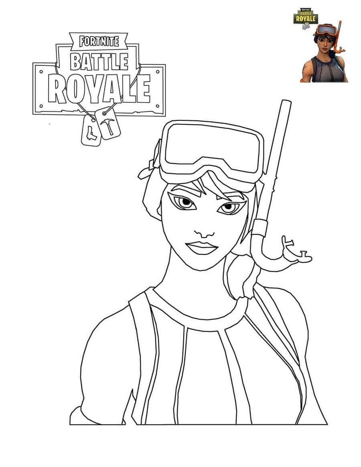 30 Free Printable Fortnite Coloring Pages Coloring
