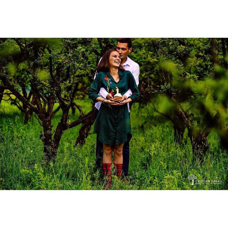 After 1st Year   www.cristians.ro . . #engagementday #outdoors #love #couple #huffpostido #instawed #instapic #instagood #instalove #destinationweddingphotographer #romaniawedding #Transylvania #Romania #nikon #d750 #nikond750 #pin #beautiful #trees #aotss #thesecondshot #bokeh #spring2016 #orchard #holdinginarms hugme #mures #traditional #romaniawedding #ig_romania #ig_transylvania #firstyearanniversary