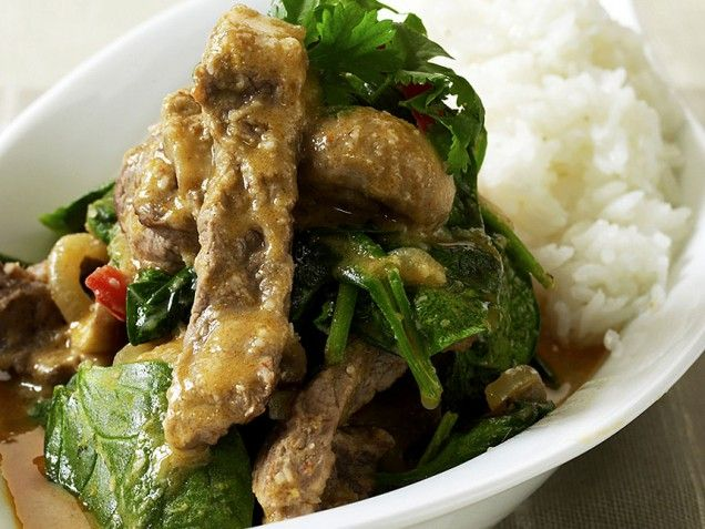Thai Red Beef Curry Best of iVillage: 30-Minute Mains