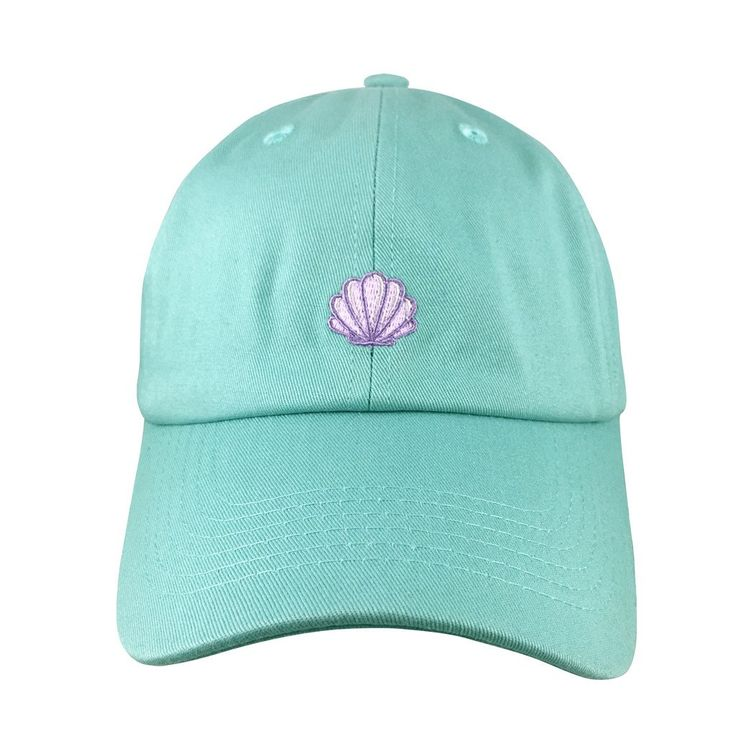 Look at this stuff, isn't it neat? Become part of her world! Complete any casual princess look with this comfy, cotton dad hat featuring a front-embroidered logo and velcro strap. One size fits most.