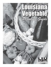 Louisiana is famous for their fresh produce. If you are thinking about starting a vegetable garden of your own, check out this vegetable planting guide!