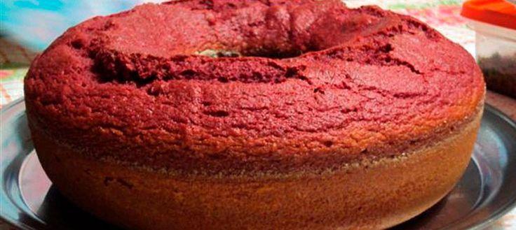 Quem não gosta de um bolo? E se ele for muito saudável? Vamos aprender a fazer um bolo de beterraba muito gostoso e simples. Confira os ingredientes...