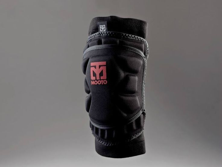 MOOTO Knee Guard Split Black Korea TAEKWONDO TKD Bolster tae kwon do Protection #mtx