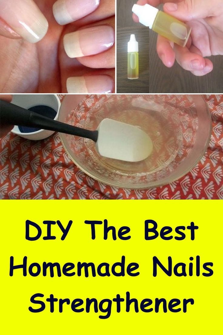 Diy the best homemade nails strengthener in 2020