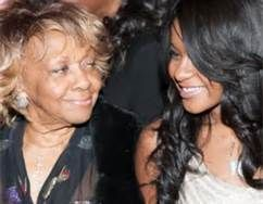 Cissy Houston  & Bobbi Christina Brown
