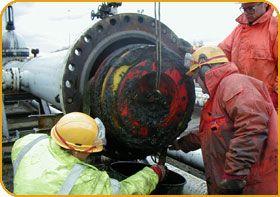 Pigtek - pigging, pig design, pipeline pigging, pipeline inspection, pig signaller