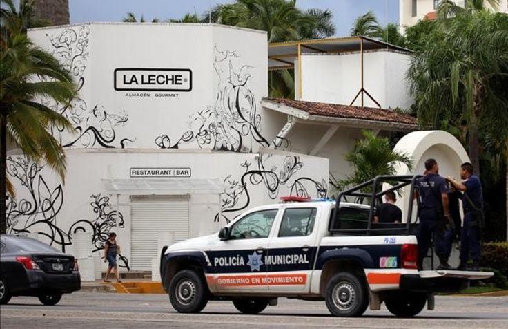 Secuestran a un grupo de presuntos narcos en un centro turístico de México - http://www.vistoenlosperiodicos.com/secuestran-a-un-grupo-de-presuntos-narcos-en-un-centro-turistico-de-mexico/