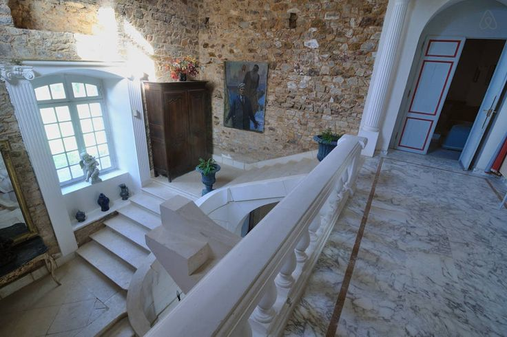 Check out this awesome listing on Airbnb: bed and breakfast or renting castle in Poligné