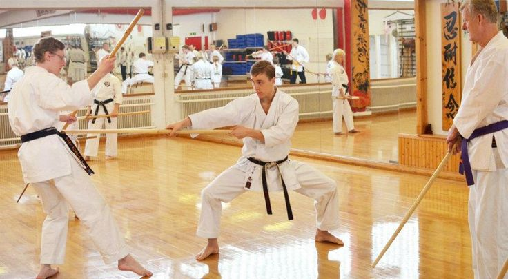 10 DIFFERENCES BETWEEN OKINAWAN KARATE & JAPANESE KARATE  Question: Do you know the difference between Okinawan Karate &Japanese Karate? I didn't.  Until I decided to actually visit Okinawa - the birthplace o