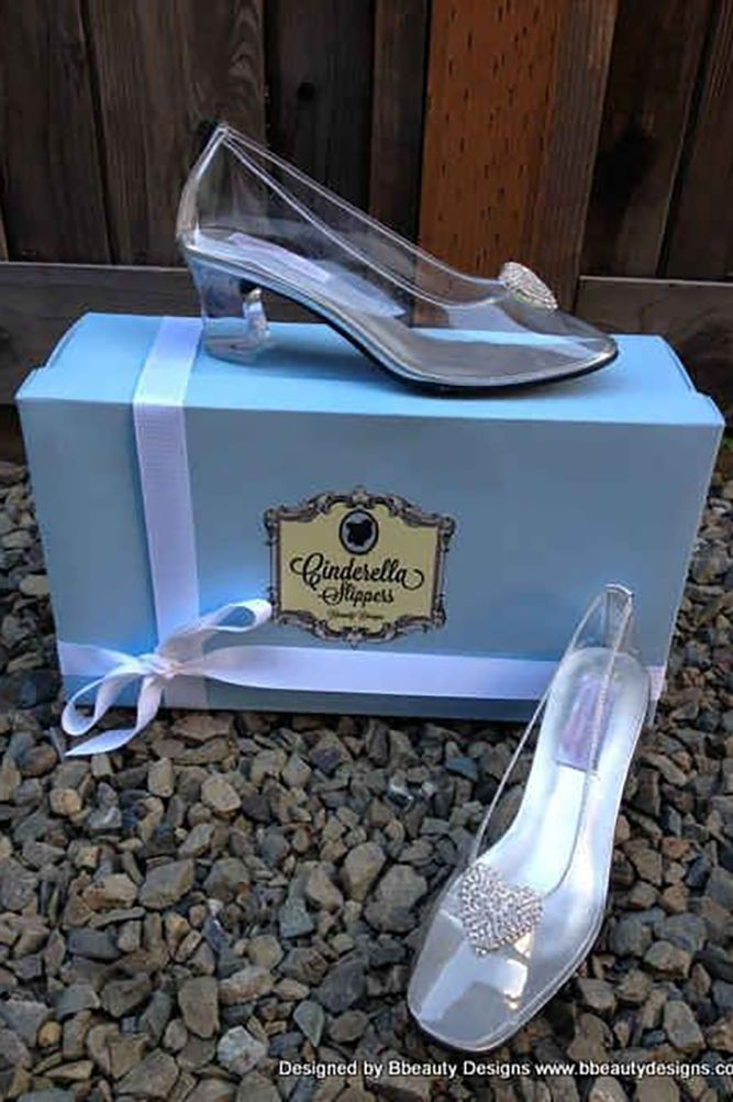 30 Charming Ideas For Disney Wedding ❤ See more: http://www.weddingforward.com/disney-wedding/ #wedding #shoes