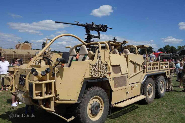 4-Coyote tactical support vehicle   Lightwater