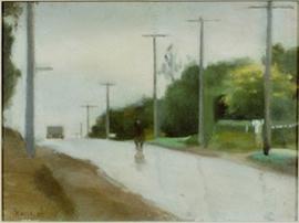 Clarice Beckett, winter (1925) - Google Search