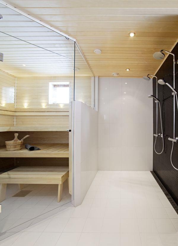 Aniline - LOVE this Finnish sauna
